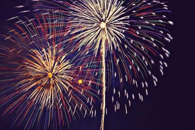 ディズニーシーの水上パレードと花火はやっぱり感動